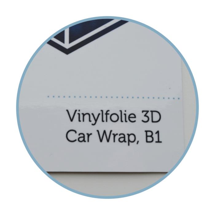3D Autofolie Carwrap