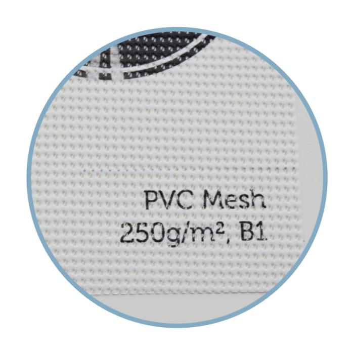 PVC Mesh Banner