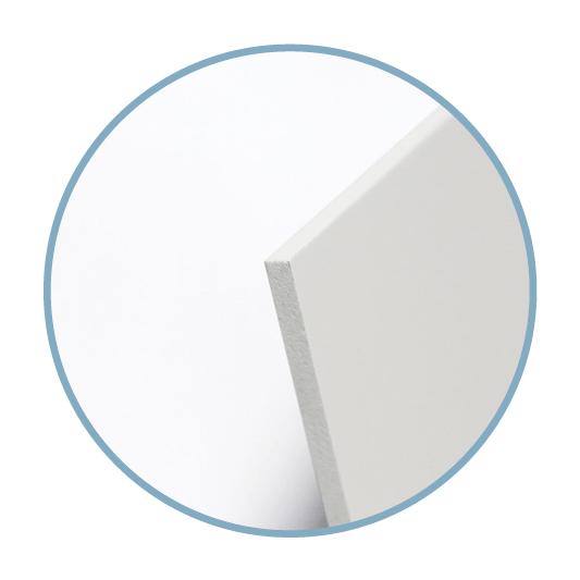 Forex Schilder PVC-Hartschaum
