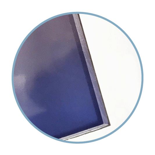 Plexiglas® Schild Acrylglas - Plexiglas